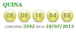 Quina 3242