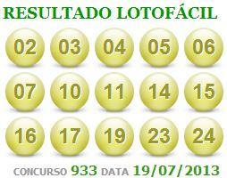lotofacil 933