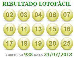 lotofacil 938