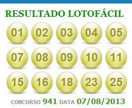 lotofacil 941