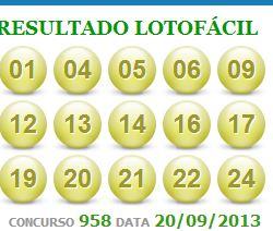 958 loto