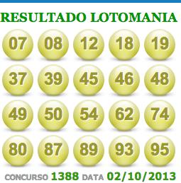 lotomania 1388