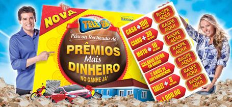 RESULTADO TELE SENA PASCOA 2014