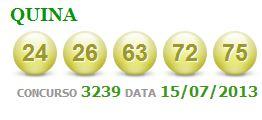 quina 3239