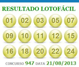 lotofacil 947