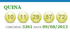 quina 3261