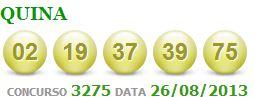 quina 3275