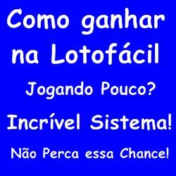 Como ganhar Lotofacil