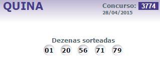 QUINA 3774
